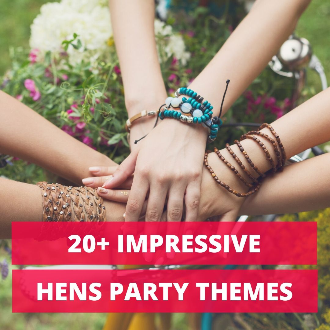 20+ Bachelorette Party Themes