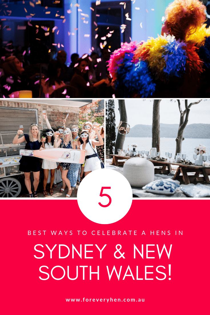 Best ways to celebrate a hen party in NSW