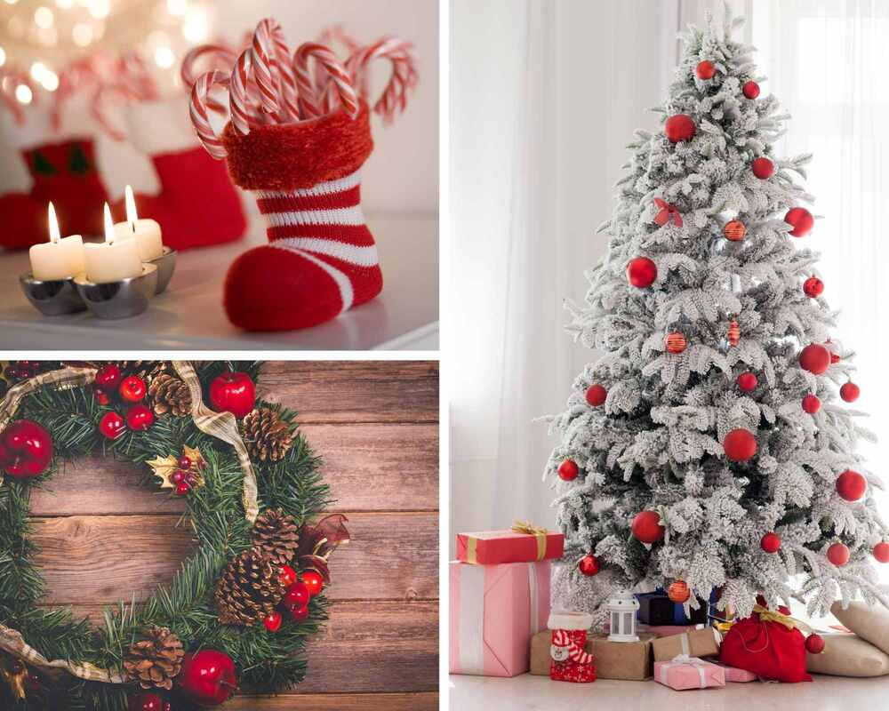 Christmas Theme Decorations Ideas