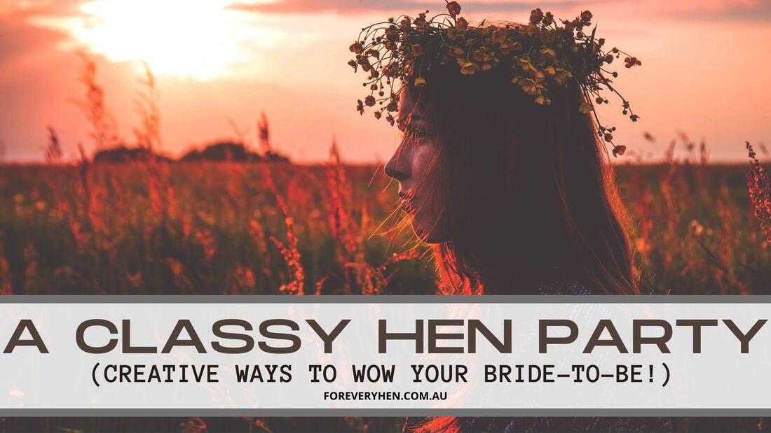 Classy Bachelorette Party Ideas