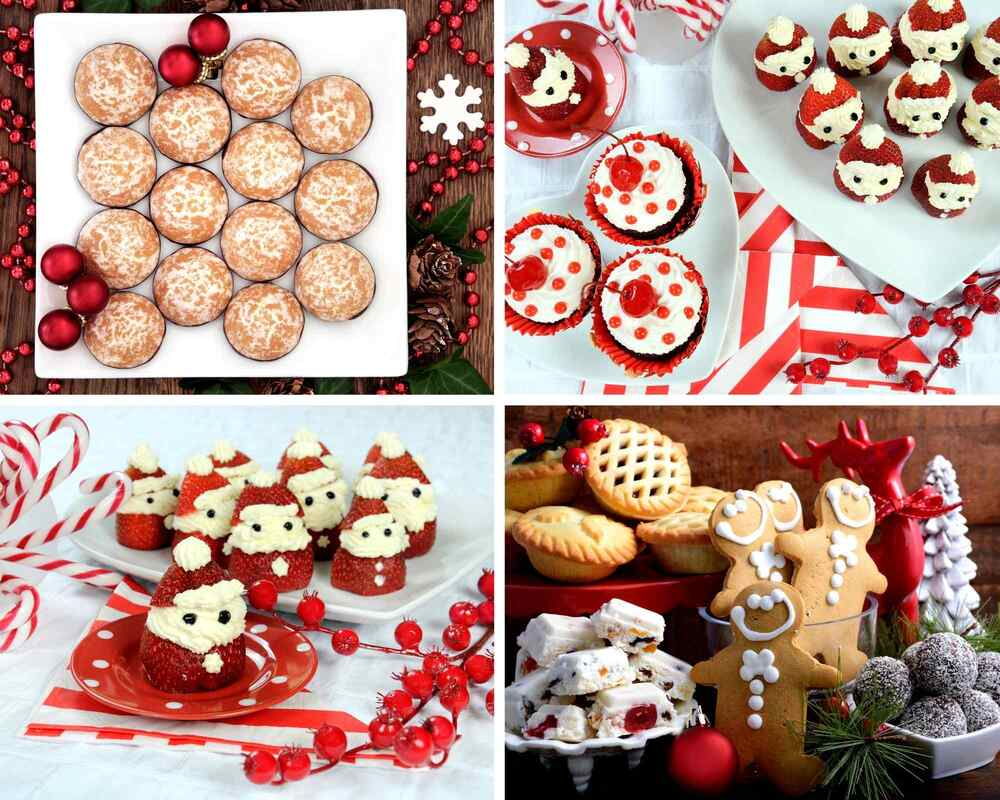 Food Ideas for Christmas Party