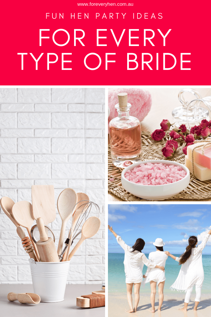 Fun hen party ideas for every type of bride