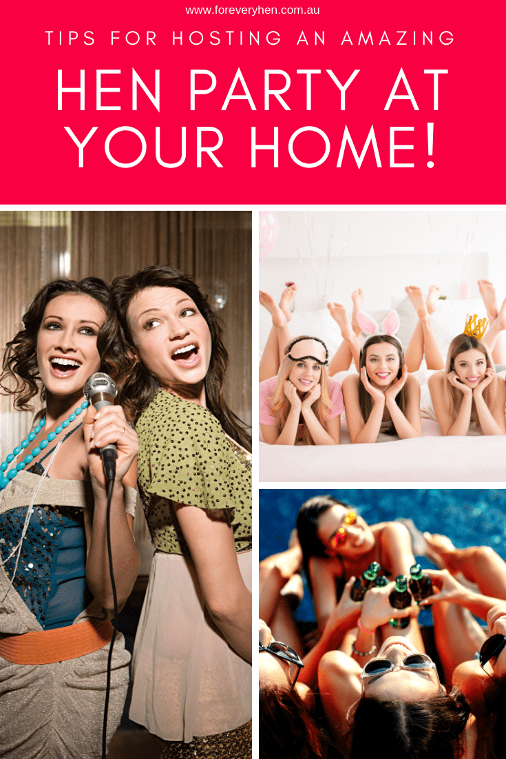 hens night ideas at home