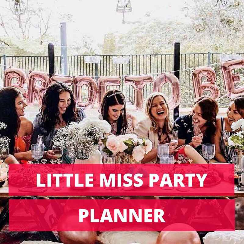 Little Miss Party Planner Boho Picnics