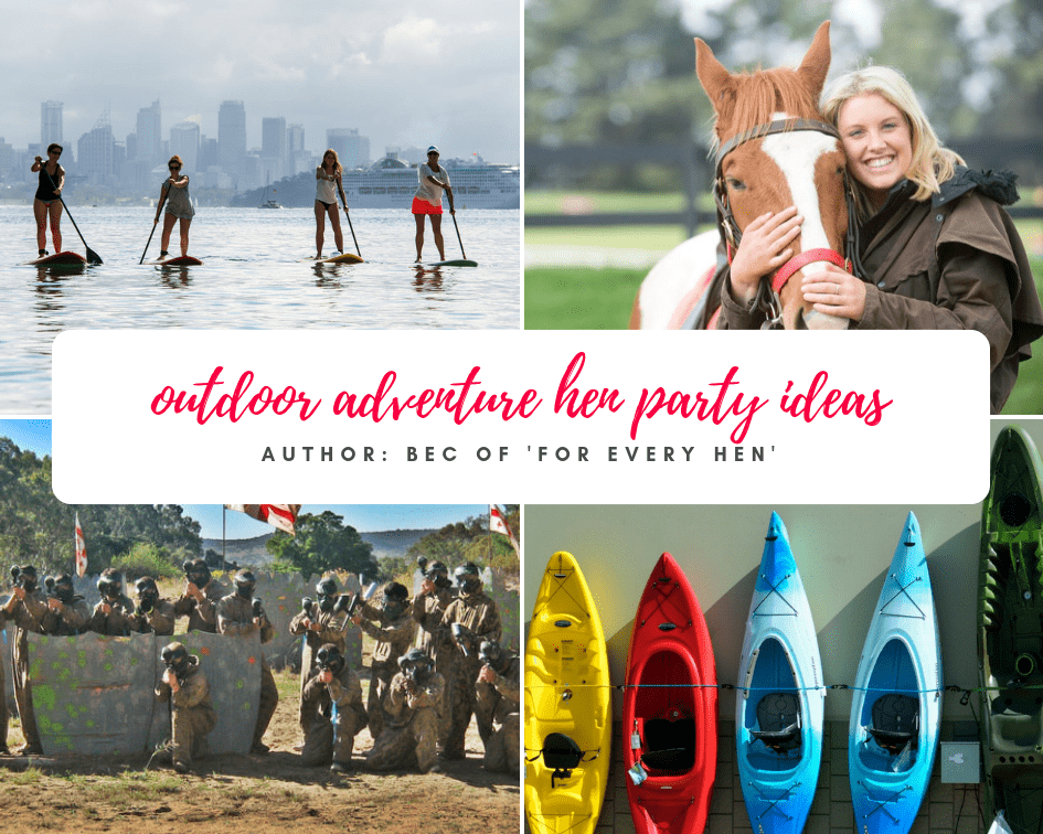 Outdoor adventure sports