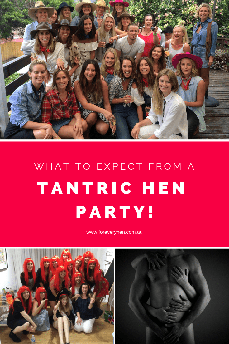 A Tantric Hen Party - Exciting, Sensual & Educational
