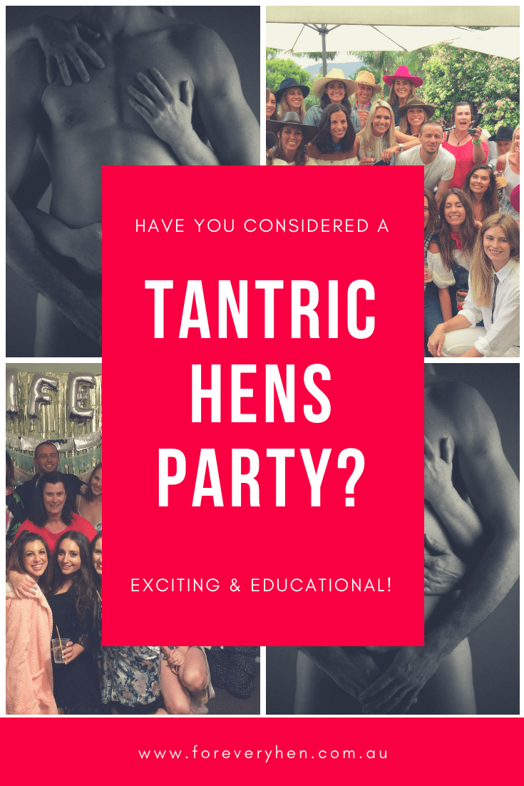 Tantric hens party